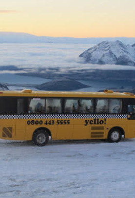 Ski Field Shuttles and Private Transfers