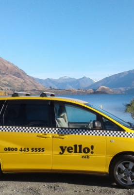 Getting you around Wanaka seven days per week.